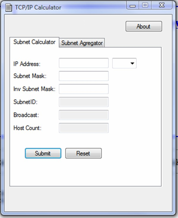 how to use vlsm cidr subnet calculator